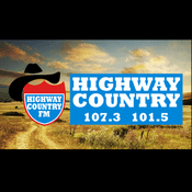 KIXF - Highway Country 107.3 FM