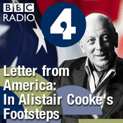 Podcast In Alistair Cooke's Footsteps