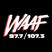 WKAF 97.7 FM - Boston's Rock Station