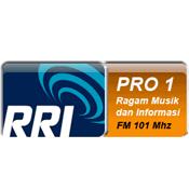 RRI Pro 1 Surakarta FM 101
