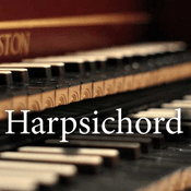 CALM RADIO - Harpsichord