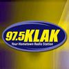 KLAK 97.5 FM