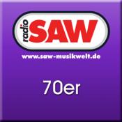 radio SAW 70er