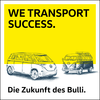 We transport success - Die Zukunft des Bulli