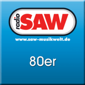 radio SAW 80er
