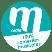 Rádio M Radio 100% Comédies Musicales