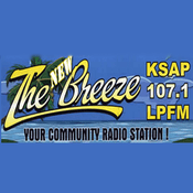 Rádio KSAP The Breeze 107.1 FM