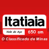 Rádio Rádio Itatiaia 650 AM (Vale do Aço)