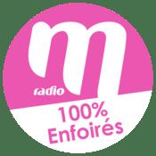 Rádio M Radio 100% Enfoirés
