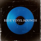Radio blue vinyl sounds
