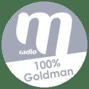 M Radio 100% Goldman