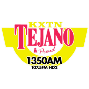 KXTN Tejano & Proud 1350AM / 107.5 FM HD2