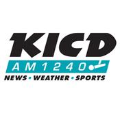 Rádio KICD - Full Service Radio 1240 AM