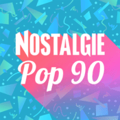 Radio Nostalgie Belgique - Pop 90
