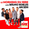 Le Morning du Rire avec Bruno Roblès