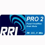 RRI Pro 2 Tarakan FM 101.9