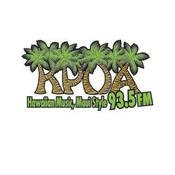 KPOA - 93.5 FM Hawaiian Music Maui Style