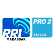 RRI Pro 2 Makassar FM 96.8
