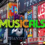 Radio CALM RADIO - Musicals