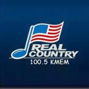 KMEM-FM - America's Best Country 100.5 FM