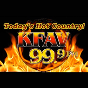 Radio KFAV - Today's Hot Country 99.9 FM