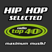 radio TOP 40 - Hip Hop Selected