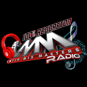 LATIN MIX MASTERS REGGAETON RADIO (Explicit)