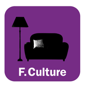 Podcast France Culture  -  LE SALON NOIR