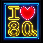 CALM RADIO - I Love 80s