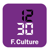 Podcast France Culture  -  LE JOURNAL DE 12H30