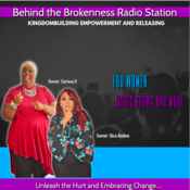 Behind the Brokenness Radio