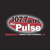 Rádio WTPL - The Pulse 107.7 FM