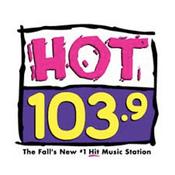 Rádio KQXC-FM - HOT 103.9