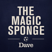 Podcast The Magic Sponge with Jimmy Bullard, Rob Beckett and Ian Smith