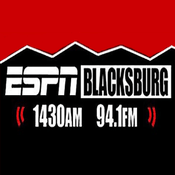 WKEX - ESPN Blacksburg 1430 AM