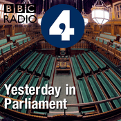 Podcast Yesterday in Parliament