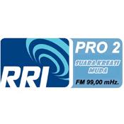 RRI Pro 2 Purwokerto FM 99.0