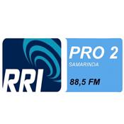 Radio RRI Pro 2 Samarinda FM 88.5