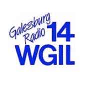 Rádio WGIL - Galesburg Radio 14 1400 AM