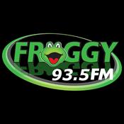 Rádio WFDZ - Froggy 93.5 FM