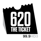WDNC AM 620 The Ticket