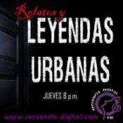 Podcast Relatos & Leyendas Urbanas
